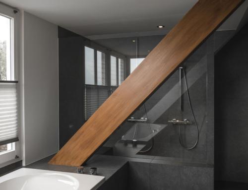 Wand- en vloertegels badkamer